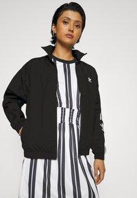 adidas Originals - TRACK - Training jacket - black - 5