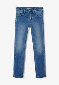 Name it - SLIM FIT - Slim fit jeans - medium blue denim - 2
