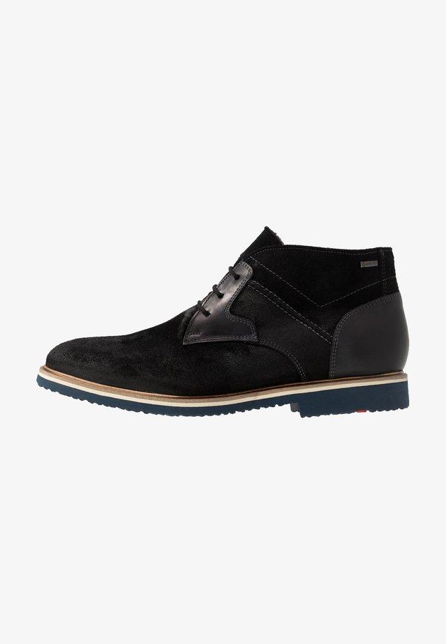 VENETO - Lace-up ankle boots - schwarz