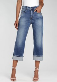 Gang - Straight leg jeans - blue - 0