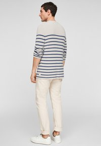 s.Oliver - TRUI - Jumper - offwhite stripes - 2