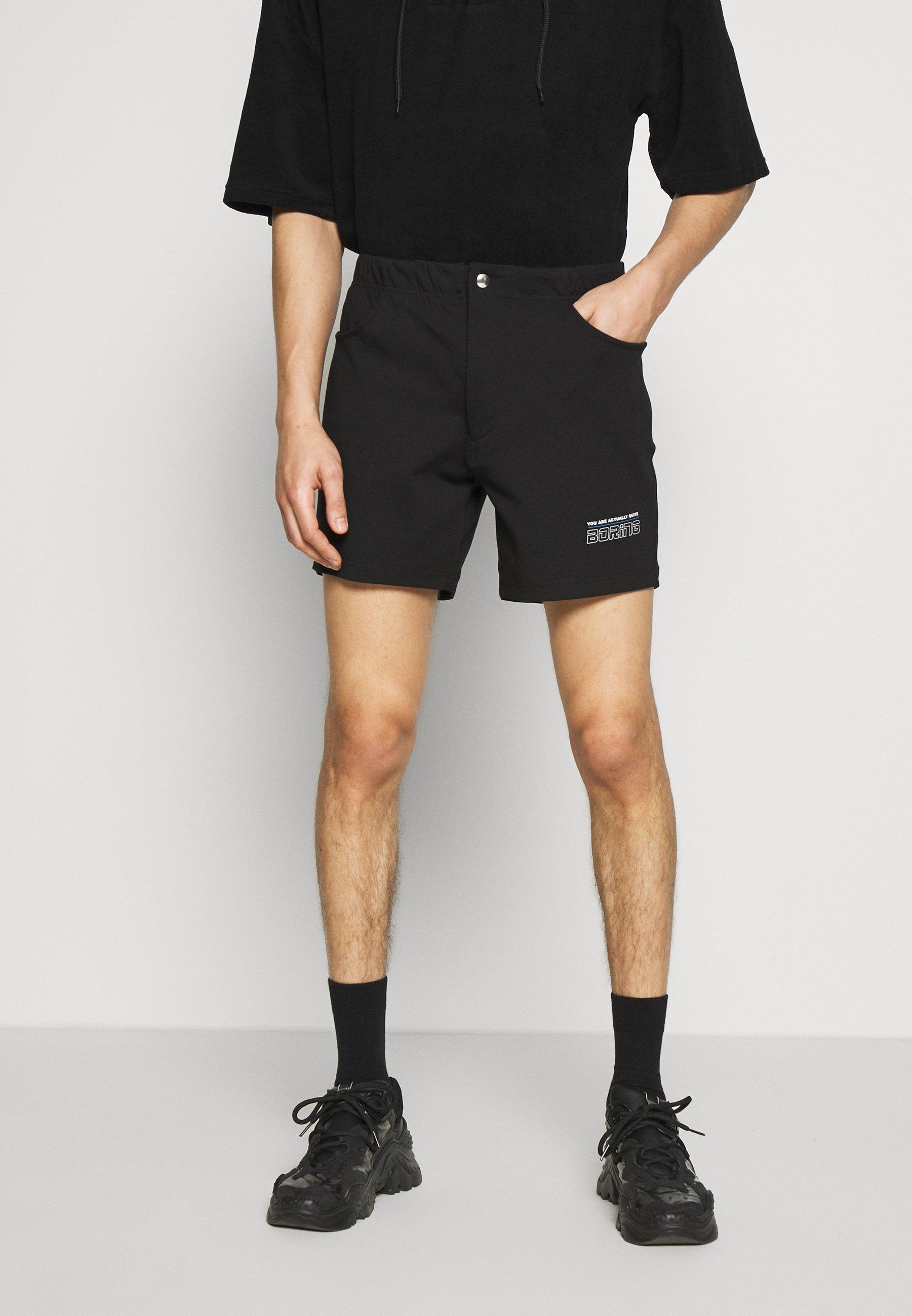 Martin Asbjørn TENNIS - Shorts - black