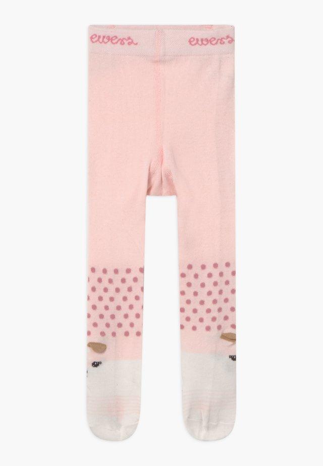BABYTIGHTS FAWN GIRL 3D - Strømpebukser - rosa