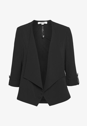WATERFALL JACKET - Blazer - black