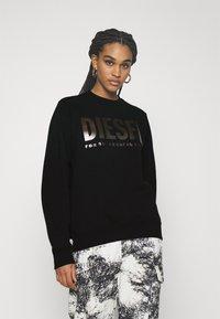 Diesel - Sweatshirt - black - 0