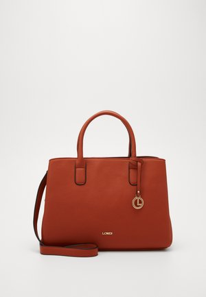 FINETTA - Tote bag - orange