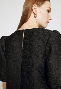 Moves - JASMINIA - Day dress - black - 4