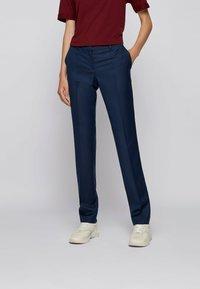 BOSS - Trousers - blue - 0