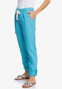 Roxy - ON THE SEASHORE  - Trousers - adriatic blue - 4