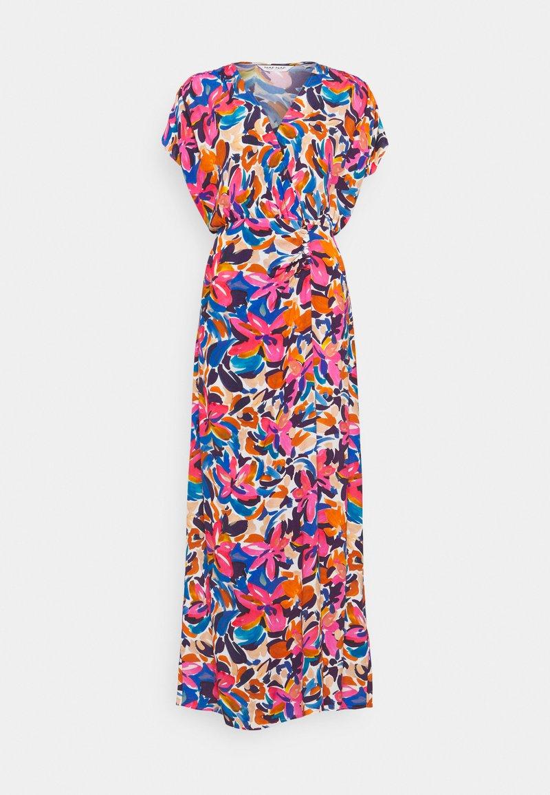 NAF NAF - LETE - Maxi dress - multi-coloured