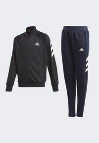 adidas Performance - XFG TRACKSUIT - Sweatshirt - blue - 2