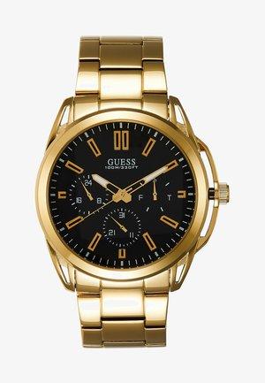 MENS SPORT - Watch - gold-coloured/black
