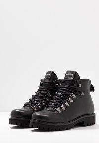 Blackstone - Boots à talons - black - 4