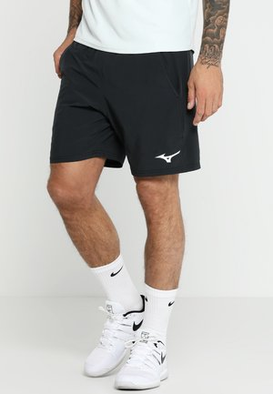 FLEX SHORT - Korte broeken - black