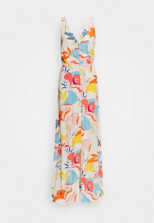 YASERIKA ANKLE DRESS TALL - Robe d'été - eggnog