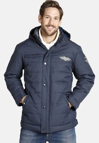 Jan Vanderstorm - JUHAPEKKA - Winter jacket - blue - 0