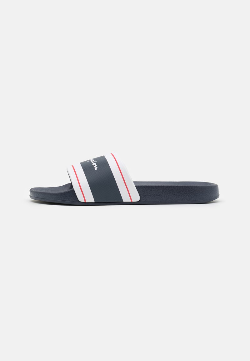 Champion - SLIDE CLEARWATER - Badesandale - navy