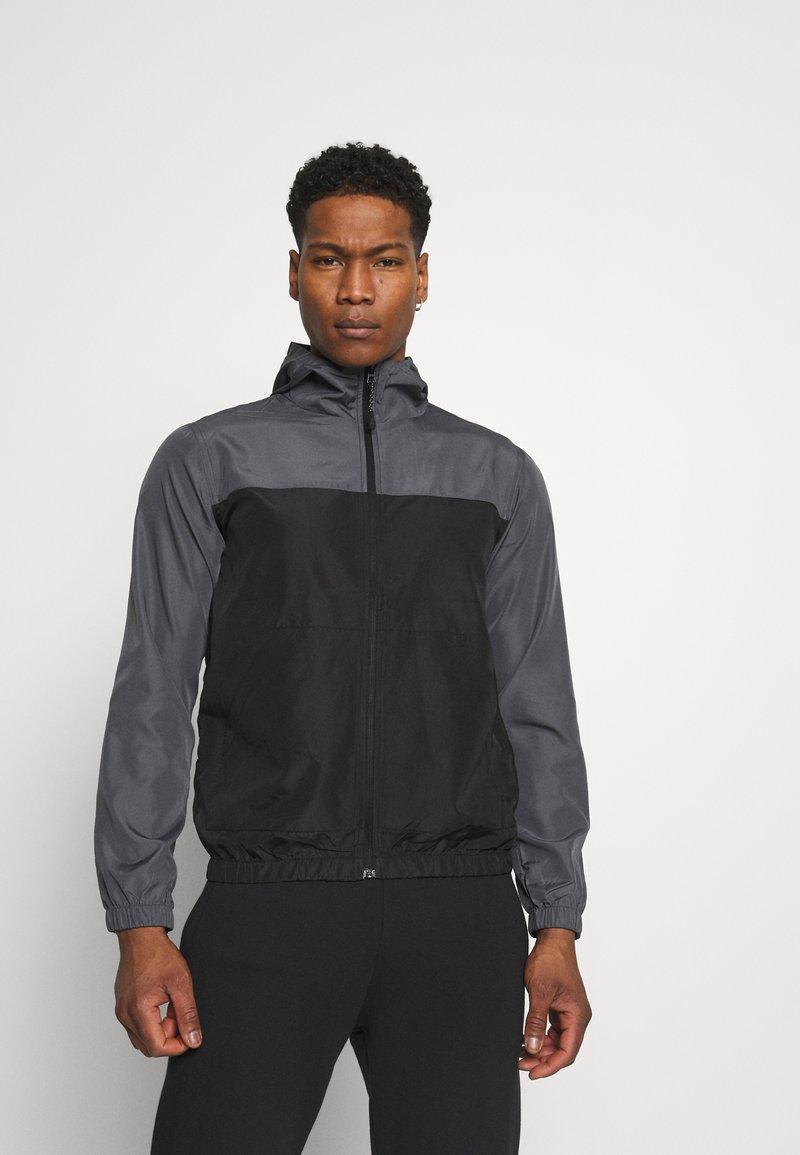 Brave Soul - ASHBLOCK - Training jacket - grey/black