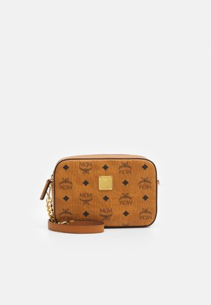 VISETOS ORIGINAL CROSSBODY MINI - Across body bag - cognac
