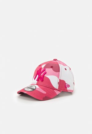 KIDS TOD CAMO PACK 9FORTY UNISEX - Kšiltovka - light pink