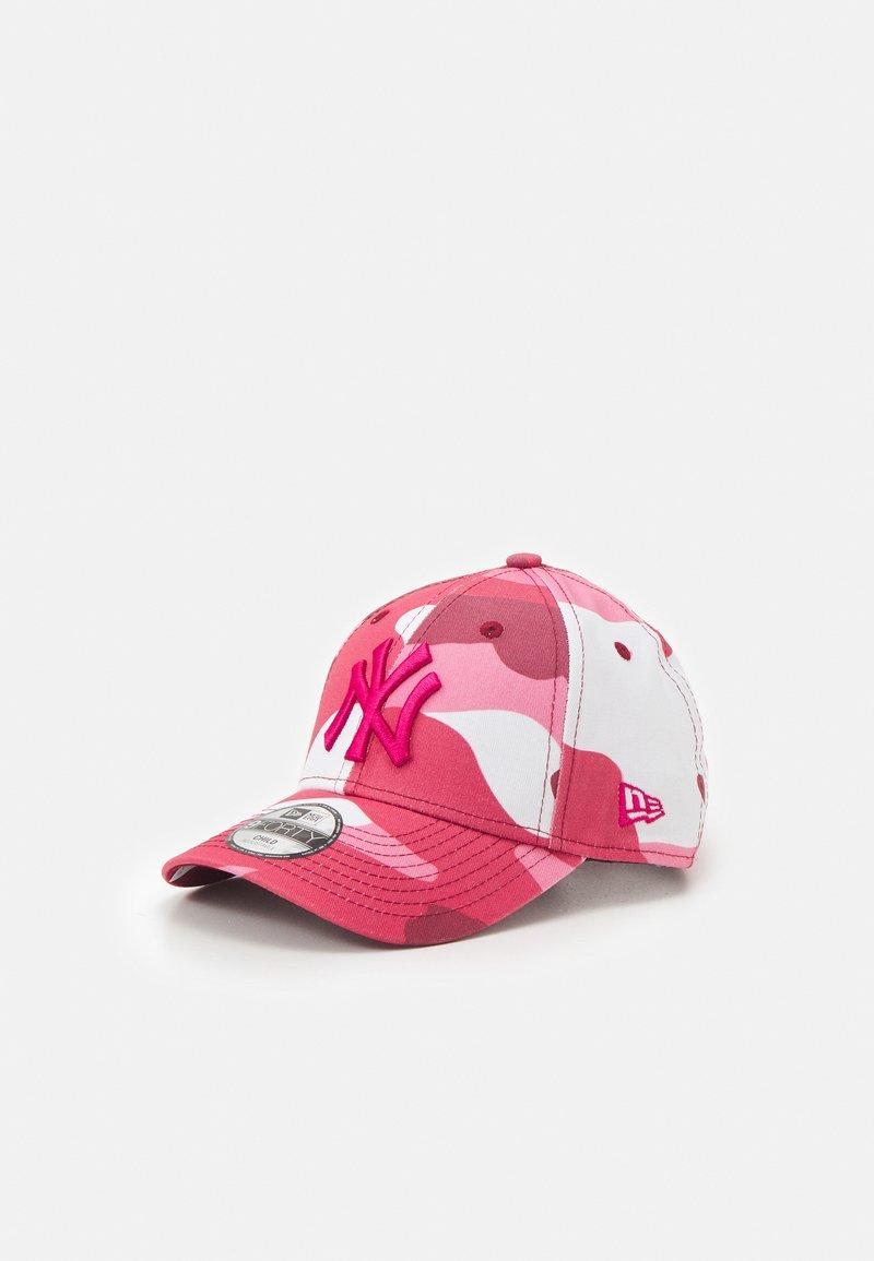 New Era - KIDS TOD CAMO PACK 9FORTY UNISEX - Kšiltovka - light pink