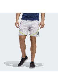 adidas Performance - PRIMEBLUE SHORTS - Pantalón corto de deporte - grey - 0