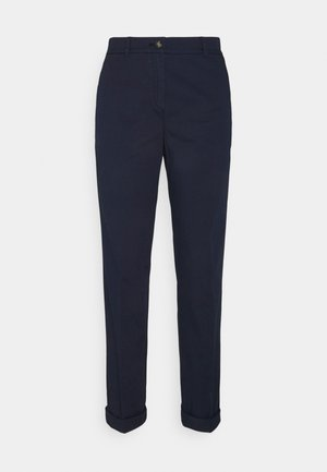 HECIA - Pantalones chinos - open blue