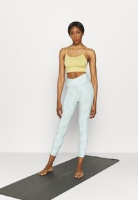 Cotton On Body - REVERSIBLE 7/8 - Leggings - mint chip - 1
