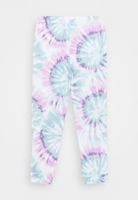Abercrombie & Fitch - DYE EFFECT JOGGER - Tracksuit bottoms - multicoloured - 1