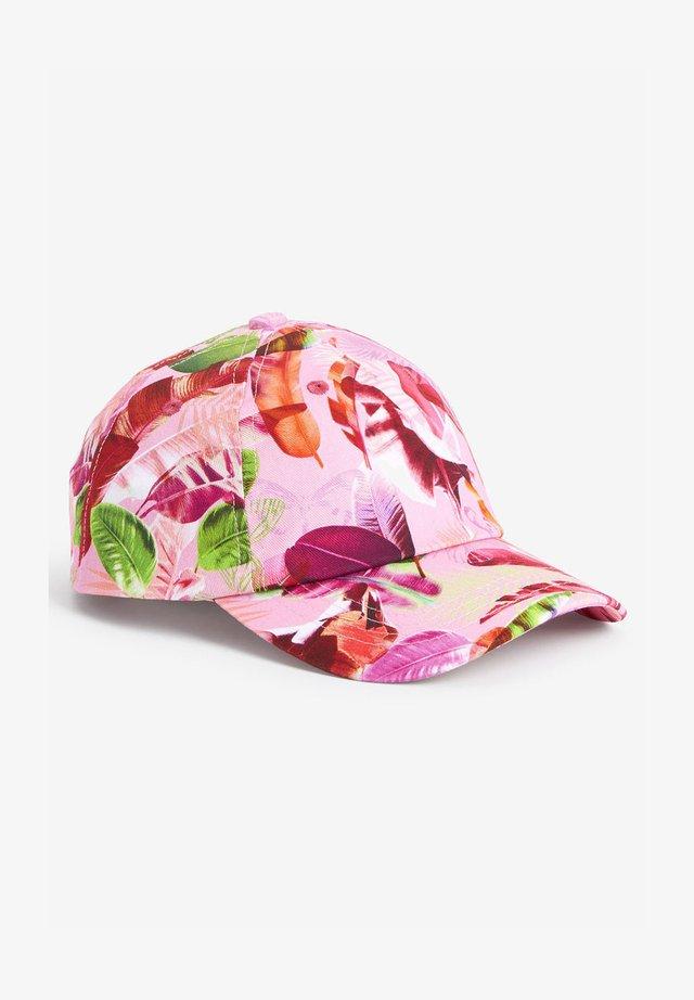 Kšiltovka - pink