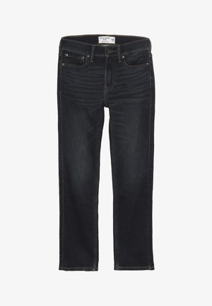 SKINNY - Slim fit jeans - dark