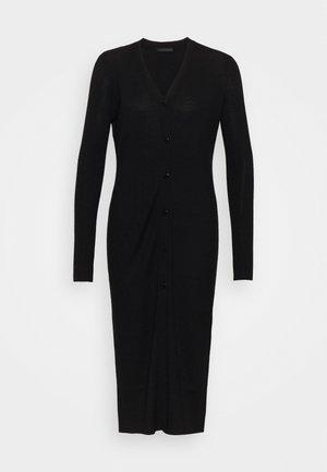 SAIRA - Jumper dress - schwarz