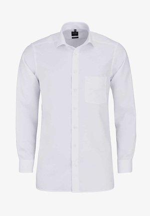 LUXOR MODERN FIT HAIFISCHKRAGEN BLICKDICHT ST - Formal shirt - weiß