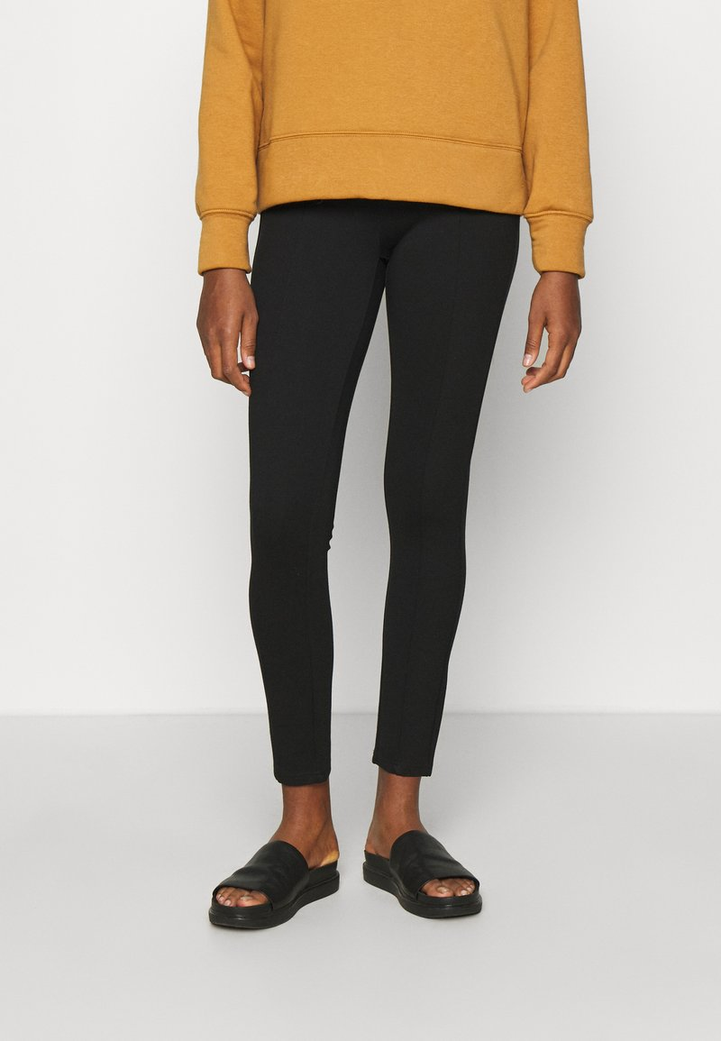 Vero Moda - VMTAVA - Leggings - Trousers - black