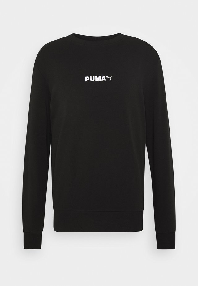 AVENIR GRAPHIC CREW - Sweatshirt - black