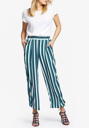 CARENE - Trousers - blue