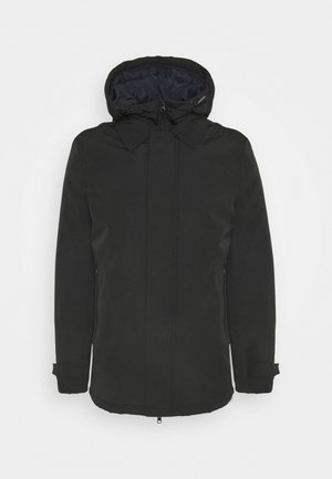 ATLANTIK - Lehká bunda - black