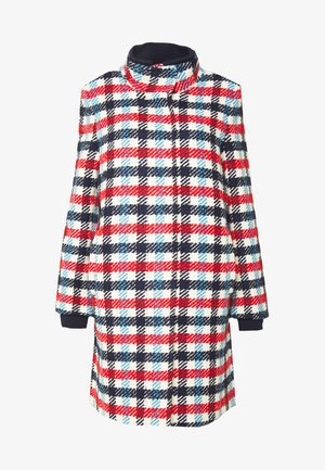 TRIM PLAID COAT - Classic coat - snow day