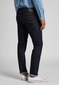 Lee - DAREN ZIP FLY - Jeans straight leg - rinse - 2