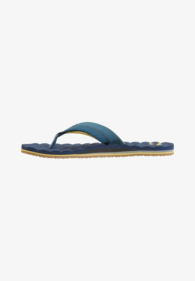 DUNES IMPACT - T-bar sandals - navy