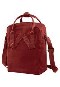 Fjällräven - KÅNKEN SLING - Sports bag - red - 1
