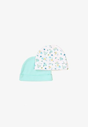 2 PACK  - Muts - white/grey/turquoise