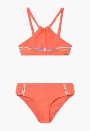 Dół od bikini - mandarine