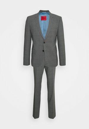 ARTI HESTEN - Oblek - medium grey
