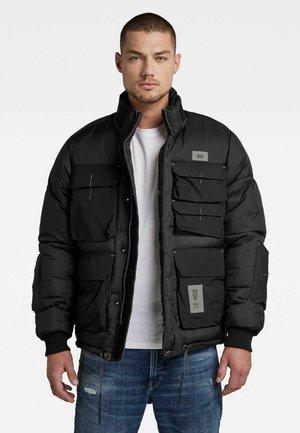 FIELD PM - Winter jacket - dk black