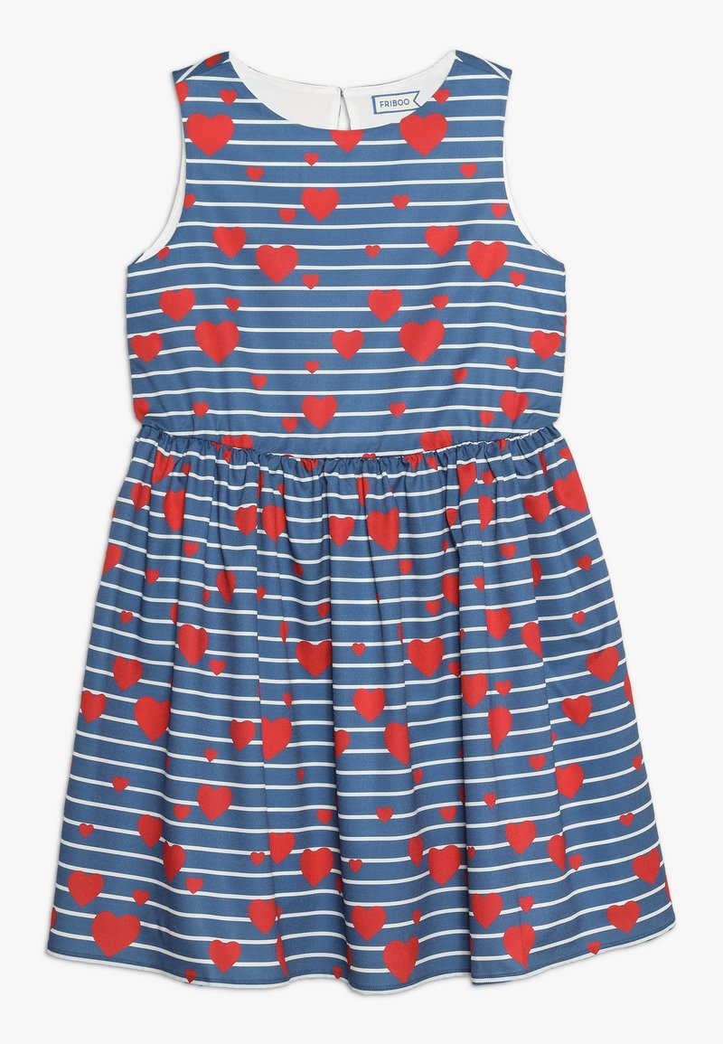 Friboo - Day dress - blue