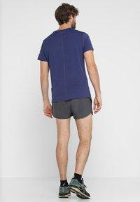 ASICS - SILVER SPLIT SHORT - Sports shorts - dark grey - 2