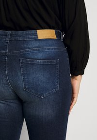 Noisy May Curve - NMLUCY  - Jeans Skinny Fit - dark-blue denim - 5