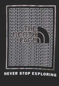 The North Face - GRAPHIC UNISEX - Print T-shirt - black - 2