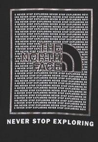 The North Face - GRAPHIC UNISEX - T-shirt z nadrukiem - black - 2